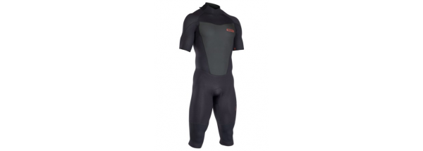 ION Wetsuit FL- Strike Element Overknee black