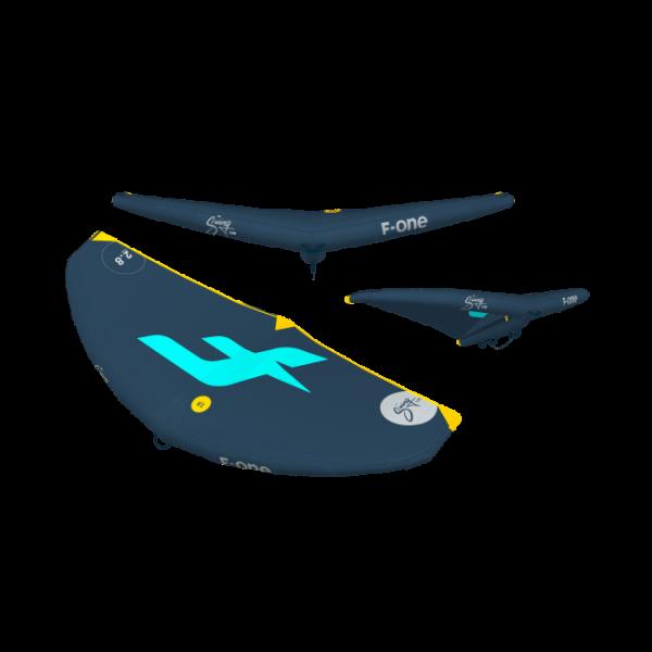 F one Swing Test Wings Blue Lagoon