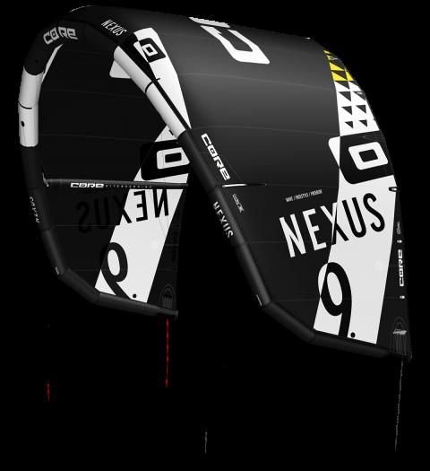 Core Nexus 15m² - 5 mal geflogen