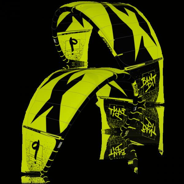 F-one Bandit 11m² Modell 2019 Tagesleihgebühr