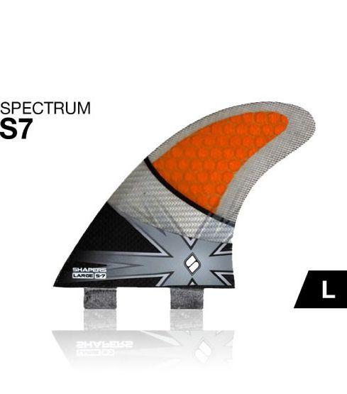 Shapers Fins – Spectrum – S7
