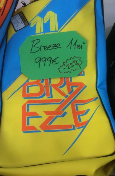 F-one Breeze 11m²