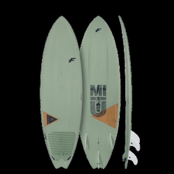 F-one Mitu Pro Bamboo 5'4