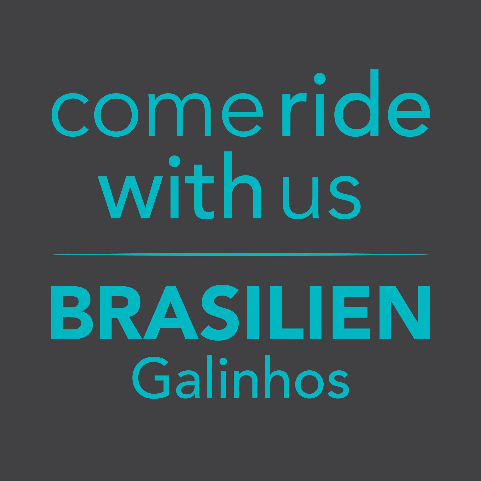 COME RIDE WITH US Galinhos 01.11.18 - 23.11.18 BRASIL