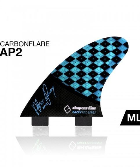 Shapers Fins Carbon Flare AP02