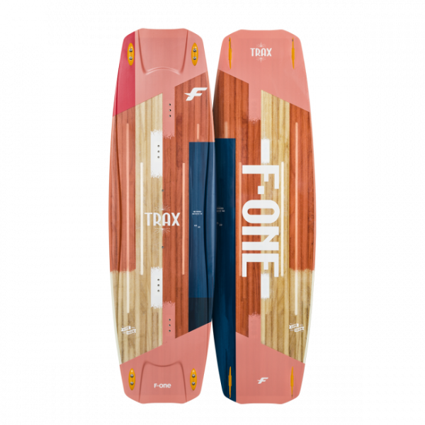 F-one TRAX HRD Lite Tech Papaya