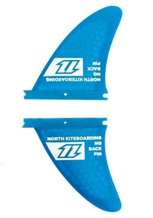 North Kiteboarding NQ Finnen 2 Stück