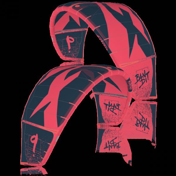 F-one Bandit 14m² Modell 2019 Tagesleihgebühr