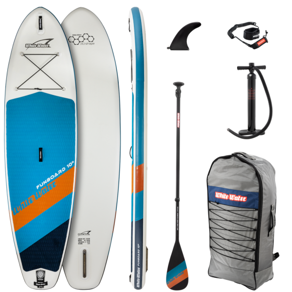 White Water Funboard 2022