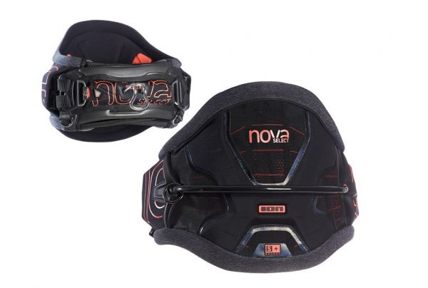 ION Nova Select Kite Harnesses 2017