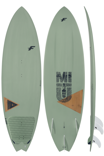 F-One Mitu Pro Bamboo Model 2020