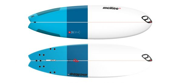 Fanatic Moonshine Polyester 5'8