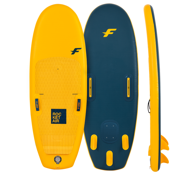 F-one Rocket Air Foil 7'6 Modell 2021