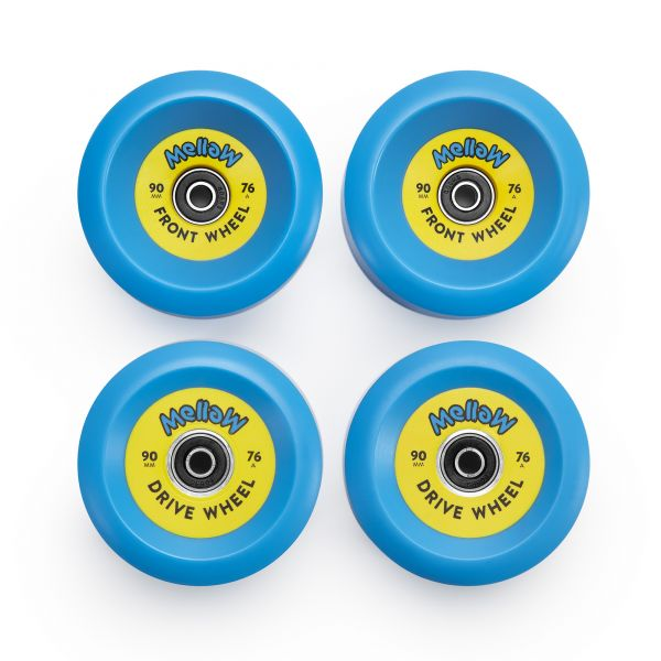 Mellow 90mm Wheels Set