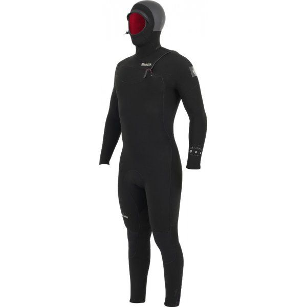 Manera Wetsuits Meteor Men Magma Hooded 5.4.3mm 2017