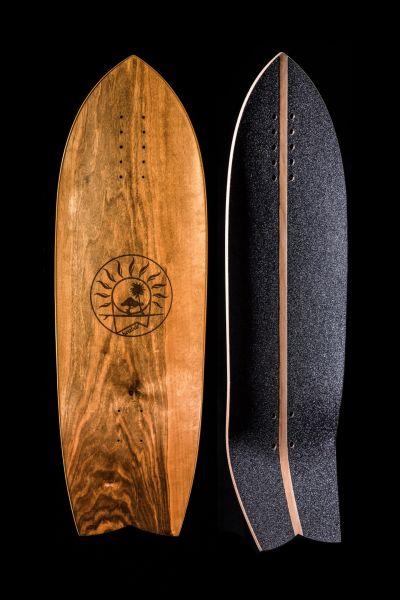 Kaobär Shark 34/11 inch Skateboard